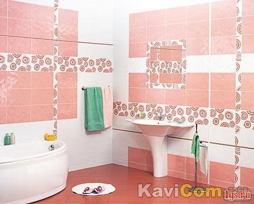 Керамическая плитка ванная комната фото