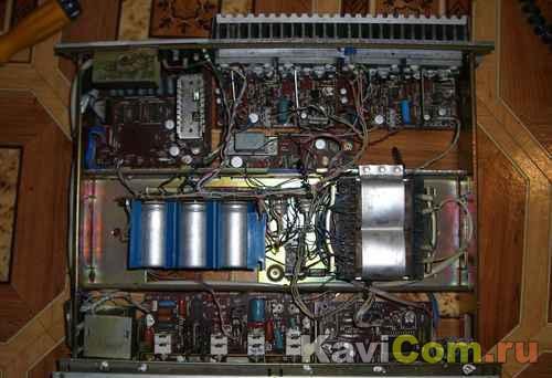 Просмотров: 166.  Усилитель Радиотехника у-101 в отличном состоянии.  1500 рублей, возможен обмен на проигрыватель...