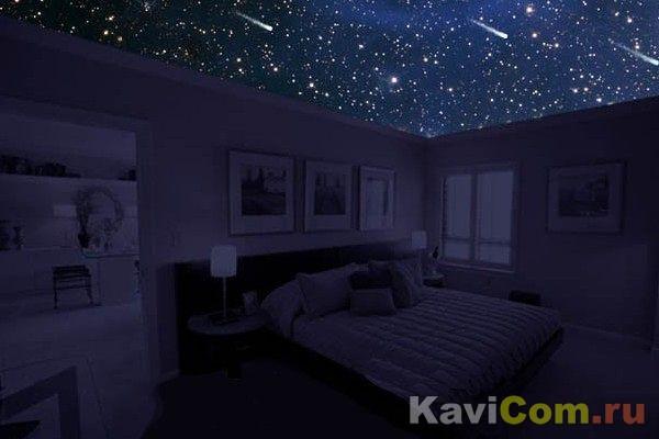 Звездный потолок фото
