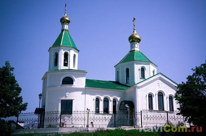 Церковь Святой Блаженной Ксении Петербургской