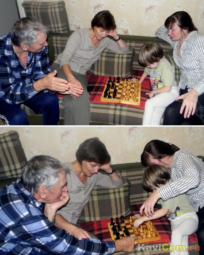 Шахматная баталия
