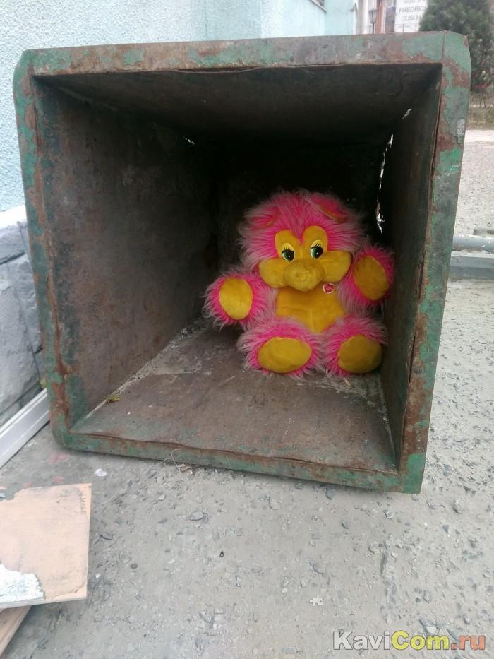 Бездомный домовой