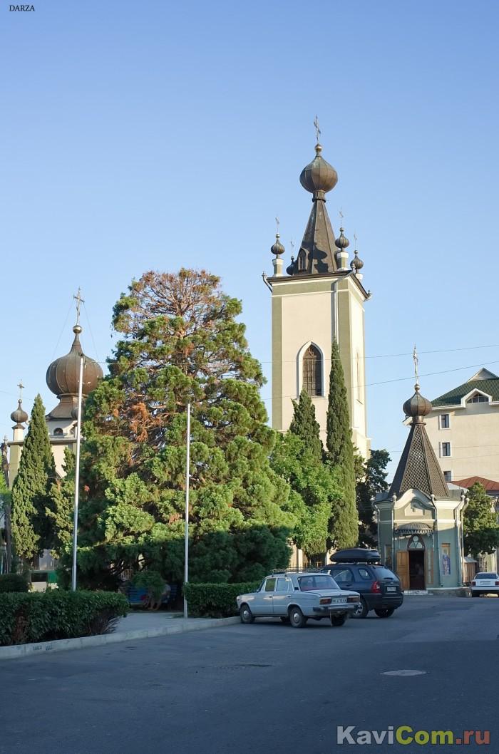 Церковь Фёдора Стратилата.