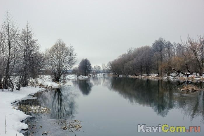 Зимняя вода