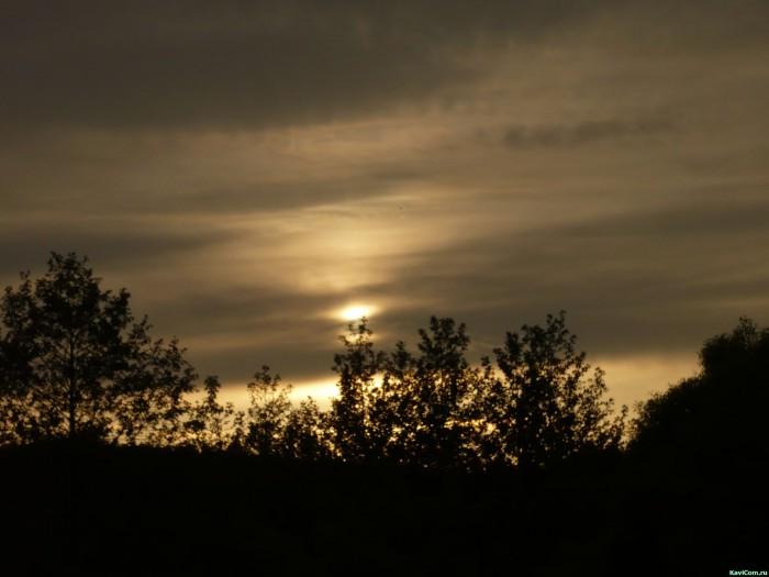 Старооскольский закат