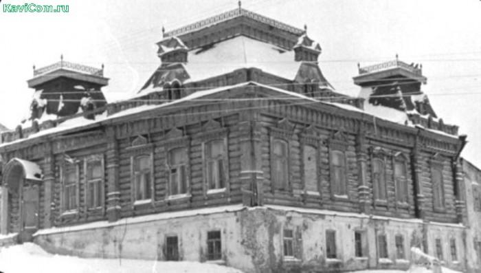 Дом Кобзева
