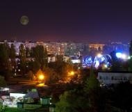 Ночь над городом