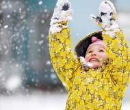 Радость детства.Зима.
