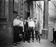Ученики школы № 5 в 1965 году