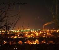 Ночные огни нового города