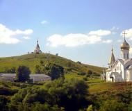 с.Холки  Свято-Троицкий  мужской  монастырь