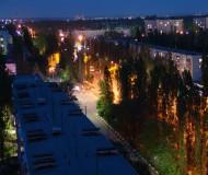 Ночь над Старым Осколом