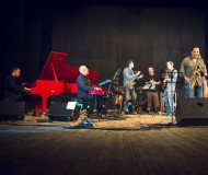 Jazz Province 06.11.2014 ДК Комсомолец