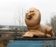 Золотой Оскольский лев