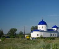 Церковь в Ивановке.