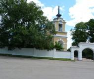 Церковь Михаила Архангела в Тарханах.