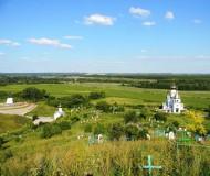 Свято-Троицкий мужской монастырь с.Холки
