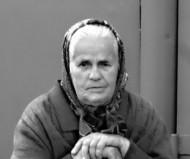 Баба Маруся....