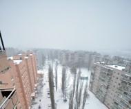 Снежный день
