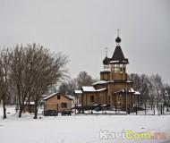Церковь Покрова Пресвятой Богородицы в селе Федосеевка