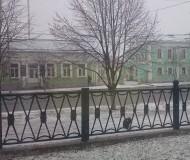 Март на ул. Ленина