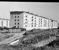 Пр-кт Комсомольский 1960-е годы