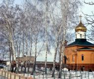 Лапыгинская церковь.