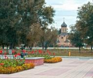 Никольский храм в селе Незнамово