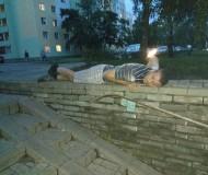 Мужчина с Макаренко