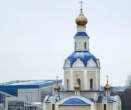 Храм Архангела Гавриила в Белгороде