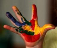 Подарим детям разноцветный МИР