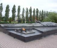 Вечный огонь в г. Курск