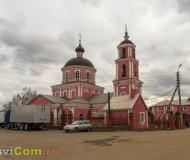 Крестоводвиженский храм