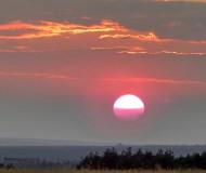 Закат над Старым Осколом