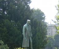Эта единственный в Вене памятник Францу Иосифу 