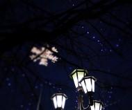 Старый Оскол. Ночные огни