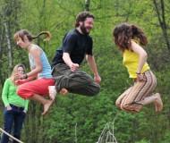 Прыг скок, прыг скок, на чужой мосток...