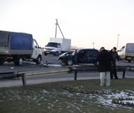 Авария возле с. Федосеевка.