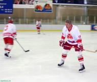 9.08.2008  «Легенды хоккея СССР» - ХК «Старый Оскол»