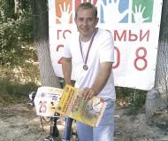 23.08. 2008 г. Первые городские соревнования по велокроссу «КРОСС-КАНТРИ Старый Оскол 2008»