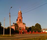 храм Казацкой слободы