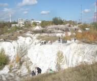 НЕ закрытие сезона по mini Downhill на Казацких Буграх (28.09.08)