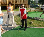 гольф-турнир