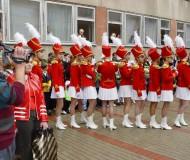 Солдатики в 27 школе.