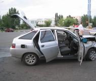 Серьезная авария