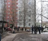 Взрыв в м-не Ольминского 12 февраля 2009 года