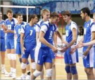 Спортвная команда Старого оскола по волейболу