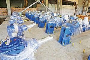 На ОЭМК приступили к монтажу оборудования шаропрокатного стана