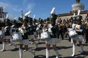 В Старом Осколе и Губкине пройдут парады духовых оркестров