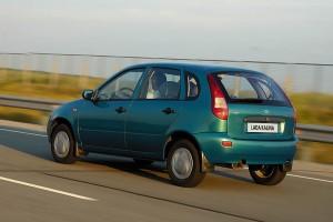 Lada Kalina продается лучше, чем Subaru BRZ